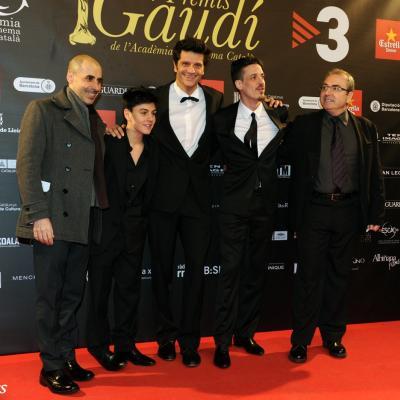 03FEBRERO2013 Gala de los Premios Gaudi de la Academia del Cine Catalán. Foto: Manel Martin.