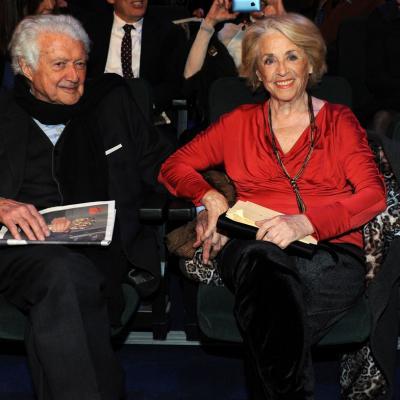03FEBRERO2013 Gala de los Premios Gaudi de la Academia del Cine Catalán. Montserrat Carulla. Foto: Manel Martin.