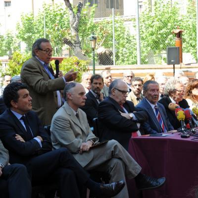 23ENERO2012 Entrega de los premios a los mejores deportistas españoles 2011.Albert Costa.  Foto: Manel Martin.