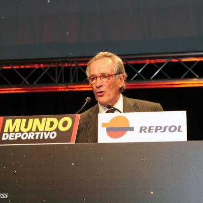 23ENERO2012 Entrega de los premios a los mejores deportistas españoles 2011. Xavier TriasFoto: Manel Martin.