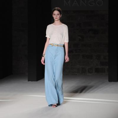 26ENERO2012 La nueva colección de la firma Mango para el próximo verano. Foto: Manel Martin.