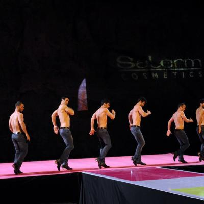 11JUNIO2013 Salerm Cosmetics New Generation by Francina ya tiene ganadores de su quinta edición. Los Vivancos.  Foto: Manel Marti.