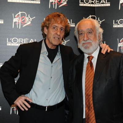 06FEBRERO2012 Galardones al reconocimiento profesional con motivo del 50 aniversario de la trayectoria profesional de Josep Pons. Josep Maldonado. Foto: Manel Martin.