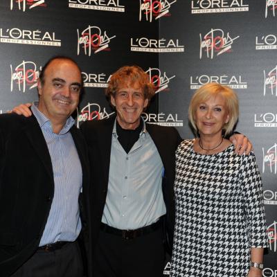 06FEBRERO2012 Galardones al reconocimiento profesional con motivo del 50 aniversario de la trayectoria profesional de Josep Pons. Imma Pedemonte. Foto: Manel Martin.