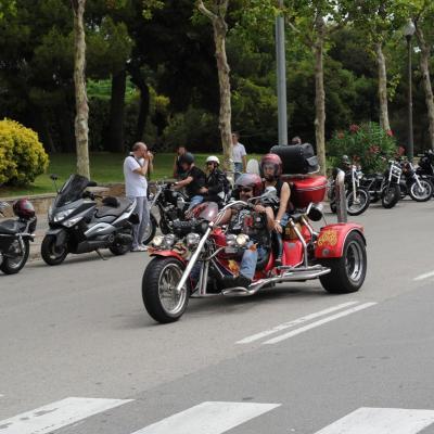 08JULIO2012 Desfile de banderas. Foto: Manel Martin.