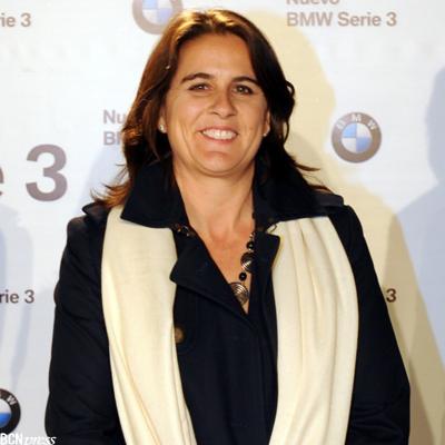 26ENERO2013 Conchita Martínez nueva capitana de la Fed Cup. Foto: Manel Martin.