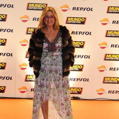 03FEBRERO2014 66ª Gala Mundo Deportivo. Anna Tarrés. Foto: Manel Martin.