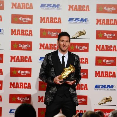 03FEBRERO2014 66ª Gala Mundo Deportivo. Premio a la Excelencia, Rafa Nadal. Foto: Manel Martin.