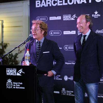 03FEBRERO2014 66ª Gala Mundo Deportivo. Premio a la afición, Espanyol y Sevilla. Foto: Manel Martin.
