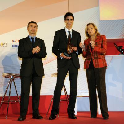 17DICIEMBRE2012 Festa de l'Esport Català. Joel González.  Foto: Manel  Martin.