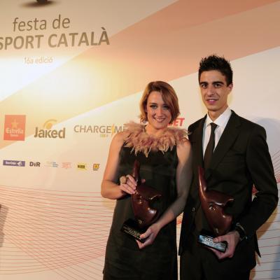 17DICIEMBRE2012 Festa de l'Esport Català. Foto: Manel  Martin.