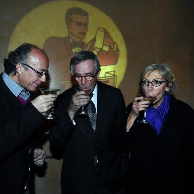 02DICIEMBRE2013 El Gimlet de Santaló,  cumple 30 años. Foto; Manel Martin.