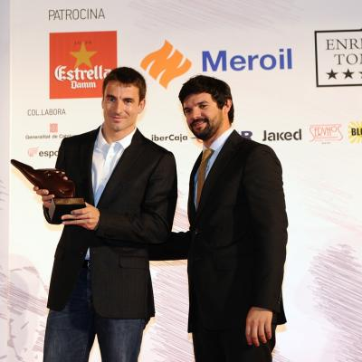 16DICIEMBRE2013 Campeones del 2013.Fundació Tommy Robredo.  Foto: Manel Martin.