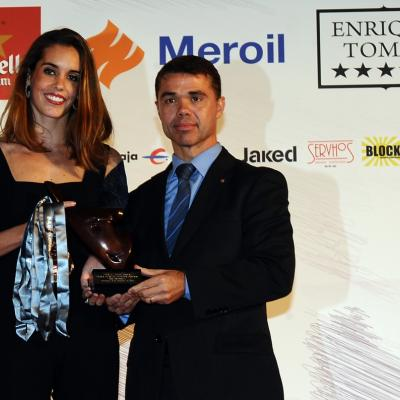16DICIEMBRE2013 Campeones del 2013. Ona Carbonell. Foto: Manel Martin.