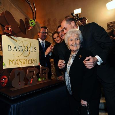 17DICIEMBRE2013 175 años de pasión por el arte de la joyería. Foto: Manel Martin.