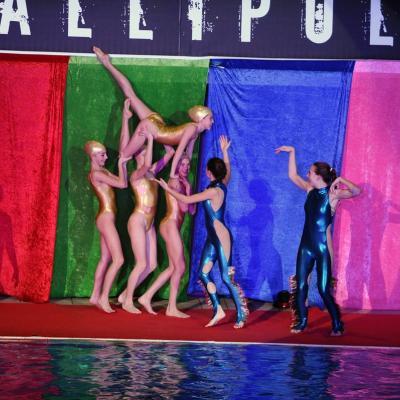 """21DICIEMBRE2013 45 Aniversario del C.N. Kallípolis con el show """"Kallípolis, una fábrica de sueños"""". Foto: Manel Martin."""