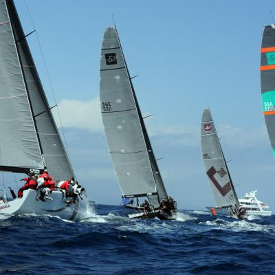 26MAYO2013 Brillante edición en el 40 Aniversario del Trofeo Conde de Godó. Foto: Manel Martin.