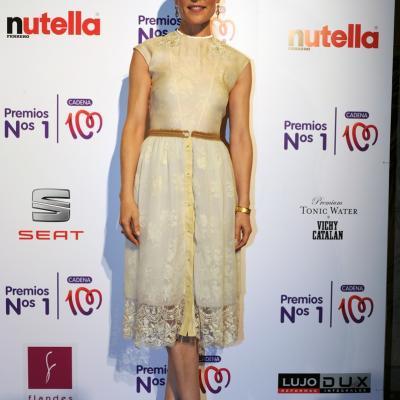 27MAYO2013 Premios Números 1 de Cadena 100. Raquel Sánchez Silva. Foto: Manel Martin.