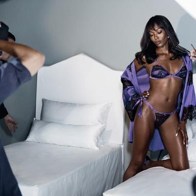 NOVIEMBRE2015 Yamamay presenta: I am Naomi Campbell.