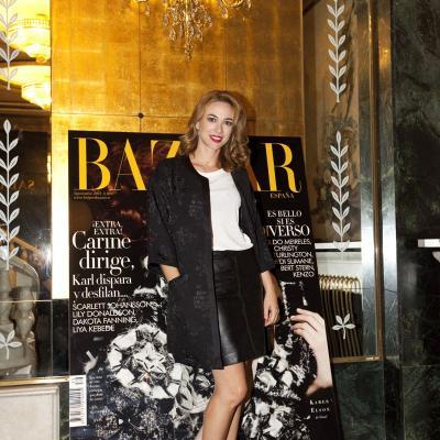 05SEPTIEMBRE2013 Lanzamiento de la colección Paris Show Collection by H&M. Marta Hazas.