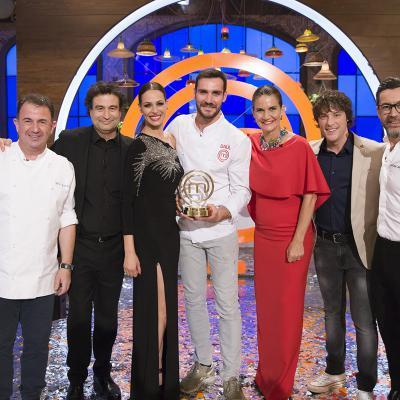 NOVIEMBRE2017 Saúl Craviotto gana 'MasterChef Celebrity'2.