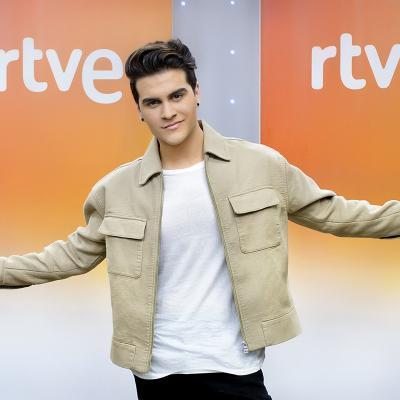 29ENERO2016 La 1 de TVE emitirá el lunes 1 de febrero 'Objetivo Eurovisión', presentado por Anne Igartiburu. Maverick.