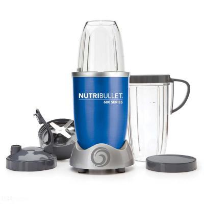 JULIO2017 Nutribullet, es el primer extractor de nutrientes.