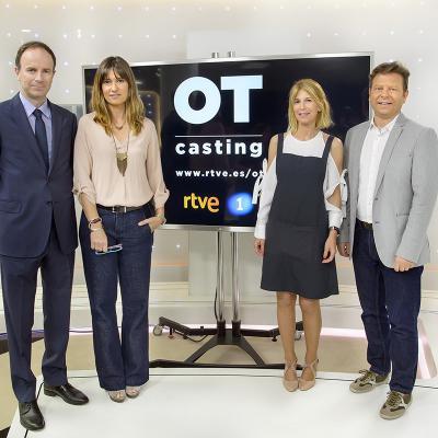 02JUNIO2017 Operación Triunfo' vuelve a La 1, 16 años después de su estreno y empiezan los casting.