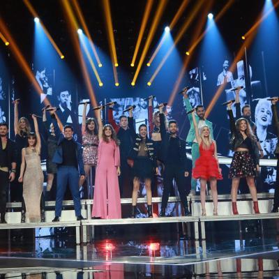 DICIEMBRE2017 'Operación Triunfo' emitirá un programa especial para elegir al representante de España en Eurovisión. Foto: RTVE.