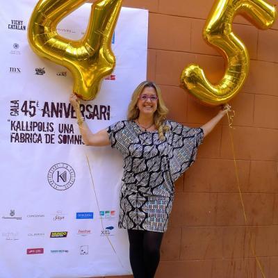 """21DICIEMBRE2013 45 Aniversario del C.N. Kallípolis con el show """"Kallípolis, una fábrica de sueños""""."""
