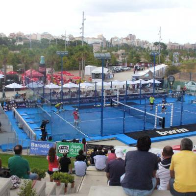 02SEPTIEMBRE2012 VII Ciutat de Palma de Pádel en Mallorca. Foto: Pilar Santiesteban.