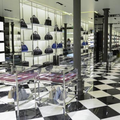 07NOVIEMBRE2013 Prada abre su primera flagship store en Barcelona.