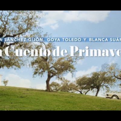 13MARZO2013 Imagen del spot de primavera de El Corte Inglés.