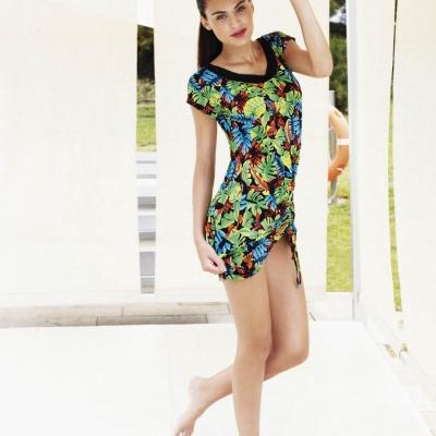 "MARZO2013 Promise presenta su colección de baño ""The New Swimwear Experience"". Foto: Promise."