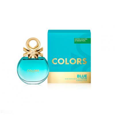21SEPTIEMBRE2016 Nuevas fragancias de Benetton 'Colors'.