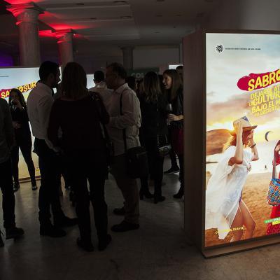 """ENERO2018 Se presenta en Fitur la nueva campaña de turismo de Colombia, """"Colombia, Tierra de la Sabrosura""""."""