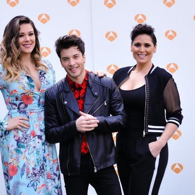 06MARZO2017 Blas Cantó vencedor de 'Tu cara me suena'. Foto: Atresmedia.