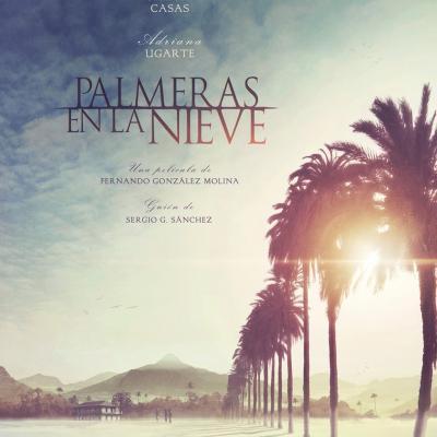 """10JULIO2014 Presentación de la nueva película de Fernando González Molina, """"Palmeras en la nieve""""."""