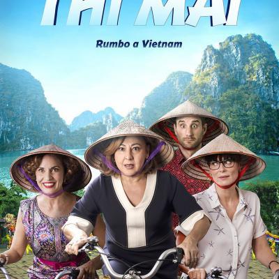 NOVIEMBER2017 La primera película española rodada en Vietnam.