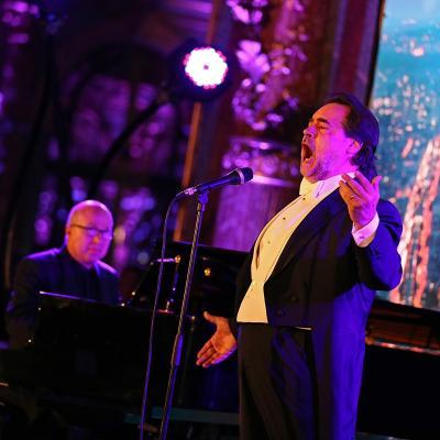 23MAYO2015La Fundación Rafael Nadal celebró en París su primera Gala Internacional.  Tenor Josep Bros.