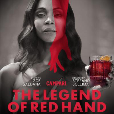 NOVIEMBRE2017 Campari Red Diaries – 'The Legend of Red Hand'. Foto: Francesco Pizzo.