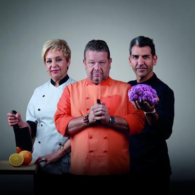 14FEBRERO2017 Cuarta temporada de Top Chef. Foto: Rafael Bravo.