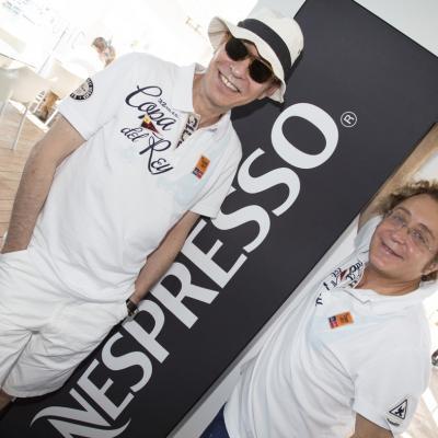 01AGOSTO2013  'My Nespresso Brunch' propone 8 maneras saludables de comenzar el día, con su madrina Vanesa Lorenzo.  Victorio & Lucchino.