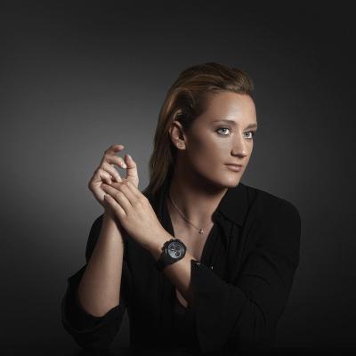10SEPTIEMBRE2014 Mireia Belmonte, nueva embajadora de los relojes Edox.