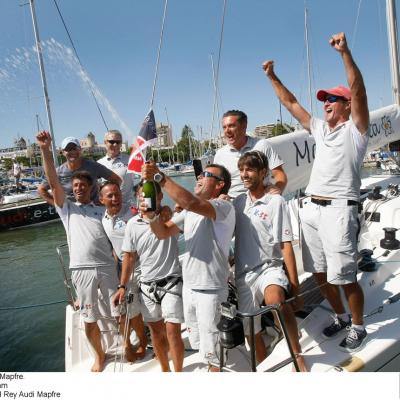 16AL21JULIO2012  31 Copa del Rey Audi Mapfre, en Palma de Mallorca.