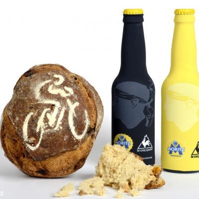 21JUNIO2013 Le Coq Sportif y Moritz celebran los 100 años del Tour de Francia.