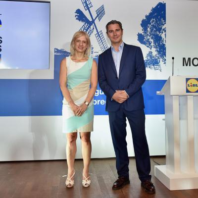 """JULIO2017 Lidl recupera los """"Tres Molinos""""."""
