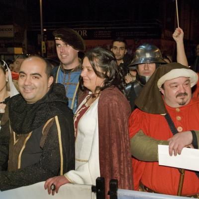 04DICIEMBRE2012 La serie 'Isabel' se despide con récord de audiencia. Foto: TVE.