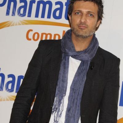 25febrero2011 : El actor español, Jesús Olmedo, nuevo embajador  de Pharmaton Complex, en la presentación de la campaña publicitaria.