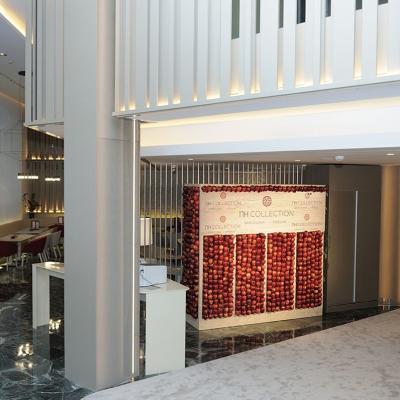 02JUNIO2016 NH Collection Pódium abre sus puertas renovado.